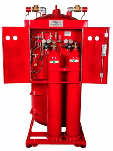 AFFF Foam Fire Protection System Offshore