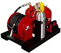 CAFS compressed air foam fire protection 30 UL certified