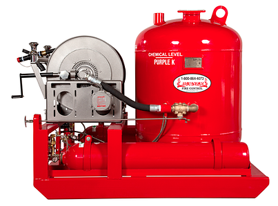 Offshore and Marine Dry Chemical Skid Unit
